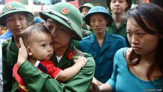 Tân binh ở Việt Nam