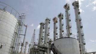 Instalação nuclear iraniana, em foto de arquivo (AFP)