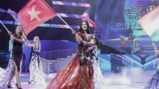 Mrs World contestants