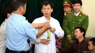 Vụ ông Nguyễn Thanh Chấn