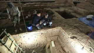 الكشف عن أقدم مكان مقدس يعود لزمن ولادة بوذا