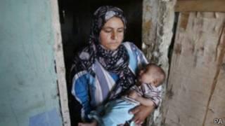 सीरिया संघर्ष में महिलाएं
