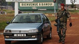 Ingabo za UN muri CAR