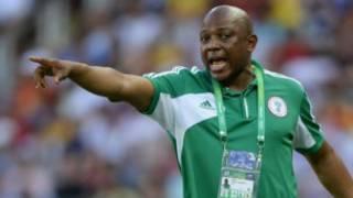 Mai horas da 'yan wasan Nigeria Stephen Keshi