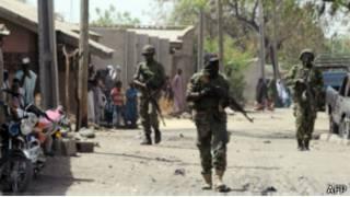 الجيش النيجيري (صورة أرشيفية)