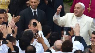 पोप फ़्रांसिस