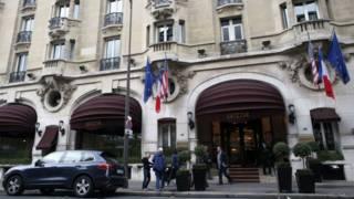 Hotel Lutetia. Foto: AFP