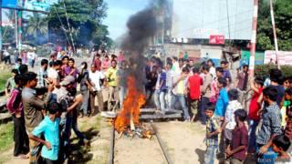 bangladesh train attacks