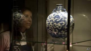 中國明清代青花瓷器