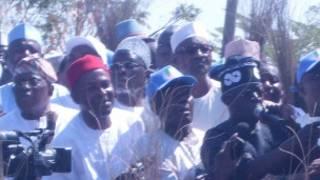 Shugabannin Jam'iyyar APC a Najeriya