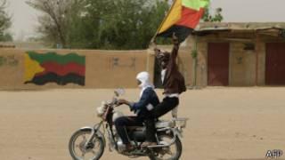 Wapiganaji wa Tuareg
