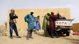 قوات تابعة للانفصاليين شمالي مالي