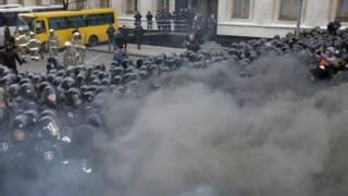 Protesto em Kiev (reuters)