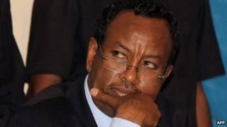 رئيس وزراء الصومال، عبدي فرح شيردون