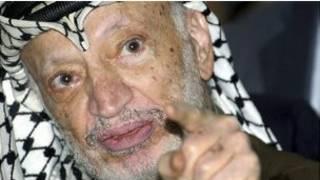 Tsohon shugaban Falasdinawa Yasser Arafat