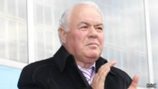 Глава Таджикской железной дороги Амонулло Хукумов