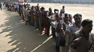 दिल्ली वोटिंग