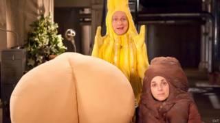 Xixi e Cocô, programa infantil sueco   Crédito: SVT