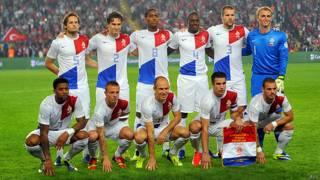 नीदरलैंड फुटबॉल टीम