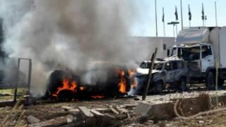Yemen Savunma Bakanlığı'na saldırı