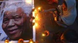 یادبود ماندلا در پاکستان