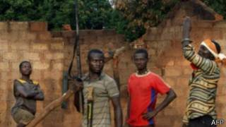 جمهورية افريقيا الوسطى