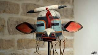 Máscara Hopi