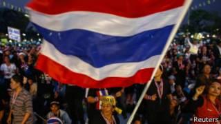 ထိုင်းလူထု ဆန္ဒပြပွဲများ
