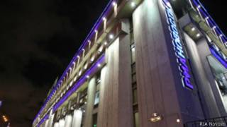 Здание агентства РИА Новости