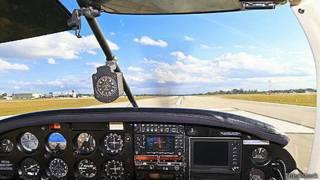 cabina, avioneta