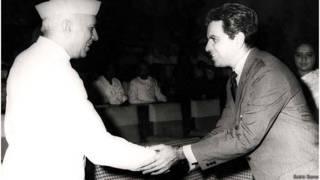 दिलीप कुमार, जवाहरलाल नेहरू