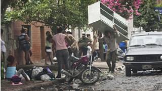 Saqueos en San Miguel de Tucumán