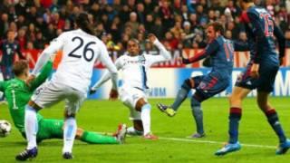 英超的曼城在周二以3-2逆转拜仁慕尼黑