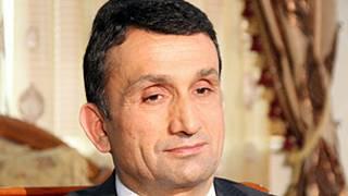 زید سعیداف وزیر صنایع پیشین تاجیکستان
