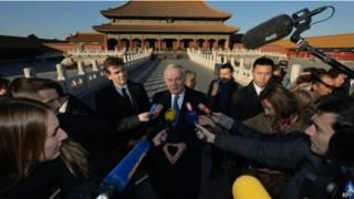 चीन में विदेशी मीडिया