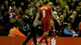 Gerrard Injury