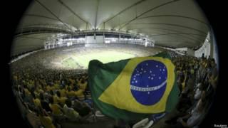 Torcedores no Maracanã durante a Copa das Confederações / Crédito da foto: Reuters