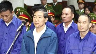 Dương Chí Dũng tại tòa