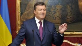 Виктор Янукевич