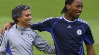 Mourinho Drogba