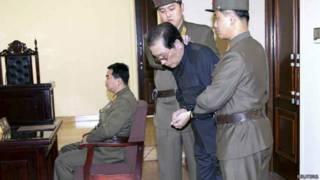 Chang Song-thaek, tio de líder norte-coreano. Foto: Reuters