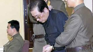 محاكمة جانغ سونغ تيك