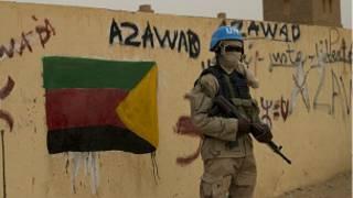 Dakarun kiyaye zaman lafiya a  Mali