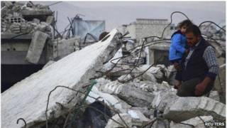 ویرانی سوریه