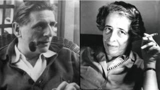 هانا آرنت و هرمان بروخ