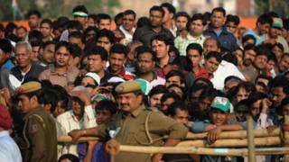 चुनावी रैली
