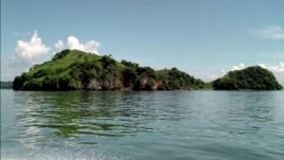 Isla Conejo, en disputa por El Salvador y Honduras. Cortesía: Secretaría de Relaciones Exteriores de Honduras