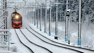 रूस ट्रेन