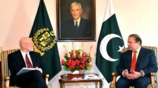 نواز شریف نے یہ بات جمعرات کو وزیر اعظم ہاؤس میں بِل اور ملنڈا گیٹ فاؤنڈیشن کے صدر ڈاکٹر کرس ایلیئس سے ملاقات کے دوران