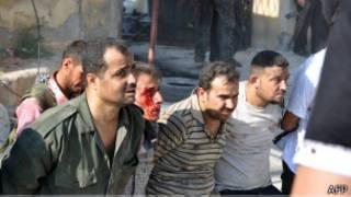 مسلحون في سوريا
